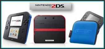 Nintendo 2DS : Sortie prévue le 12 octobre 2013 !