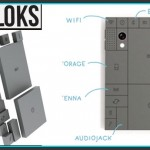 PhoneBloks : un téléphone évolutif et adaptable !