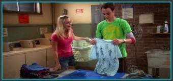 Le plieur de vêtements