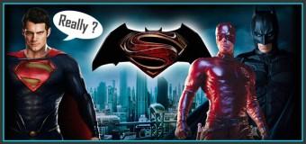 Superman VS Batman ?