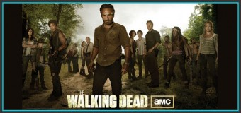 The Walking Dead Saison 4 !
