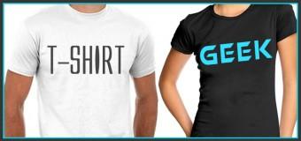 T-Shirt Geek #1