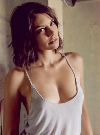 maggy the walking dead sexy lauren cohan