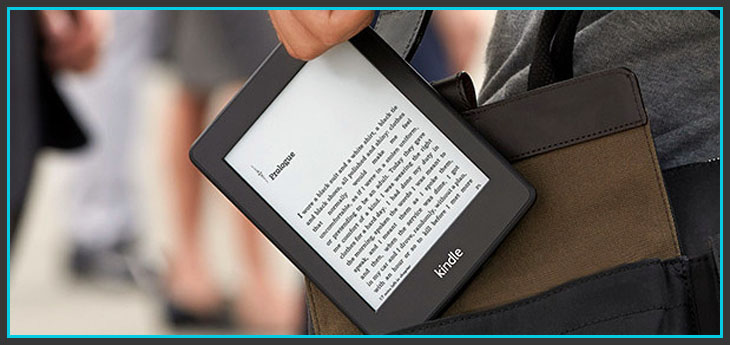Kindle Paperwhite 2 : la liseuse by Amazon