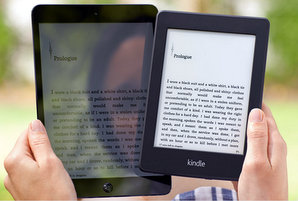 kindle VS tablette