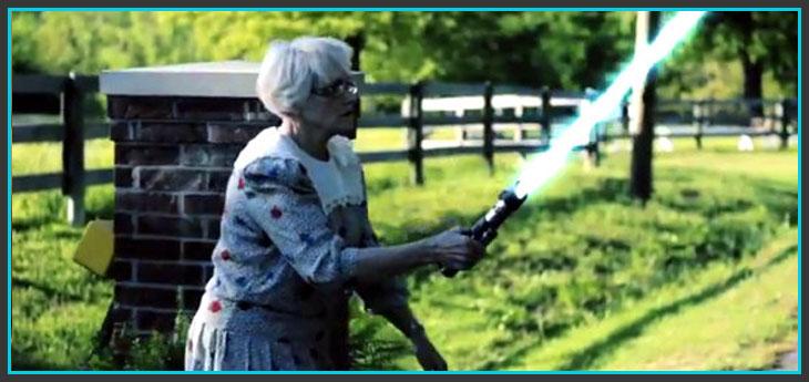 nos grand-mères sont geek